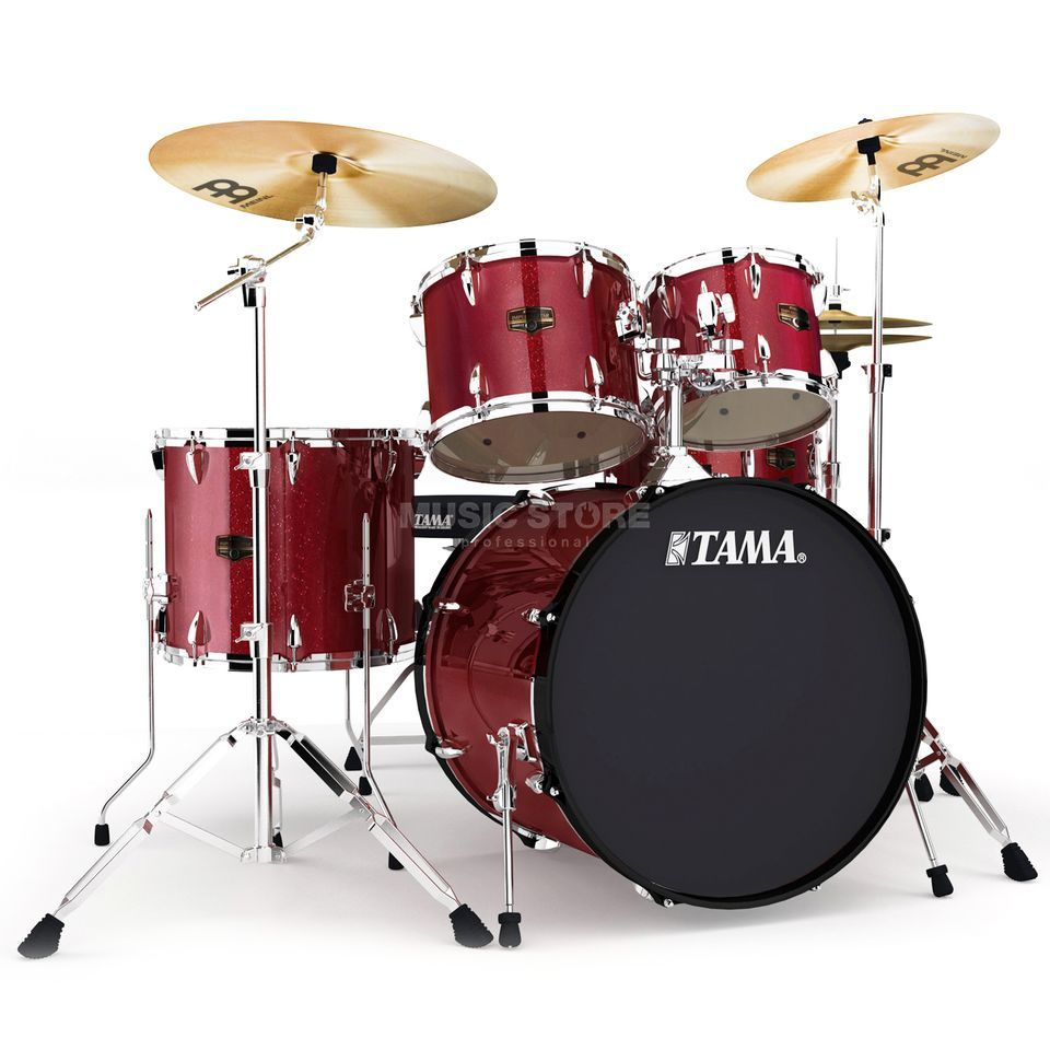 Tama Imperialstar IP52KH6, Candy Apple Mist #CPM Produktbillede