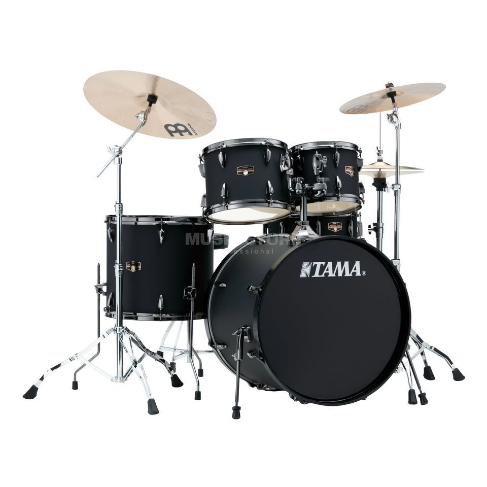 Tama Imperialstar IP52KH6N, Blacked Out Black, Black HW Product Image