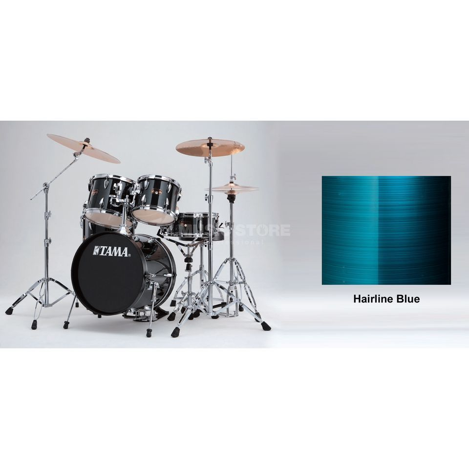 Tama Imperialstar IP58H4, Hairline Blue #HLB Produktbild