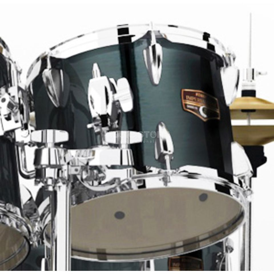 "Tama Imperialstar Tom 12""x9"", Hairline Black #HBK Produktbillede"