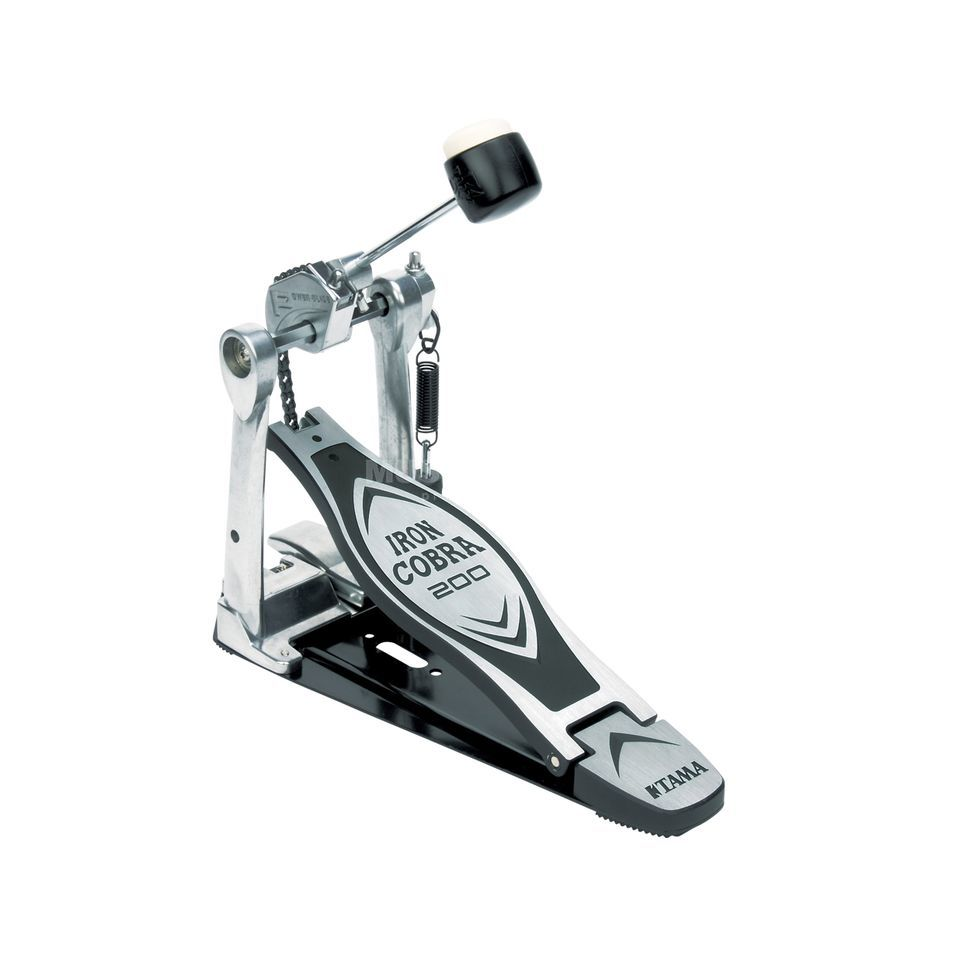 Tama Kick Pedal Iron Cobra, HP200P, Power Glide Produktbillede