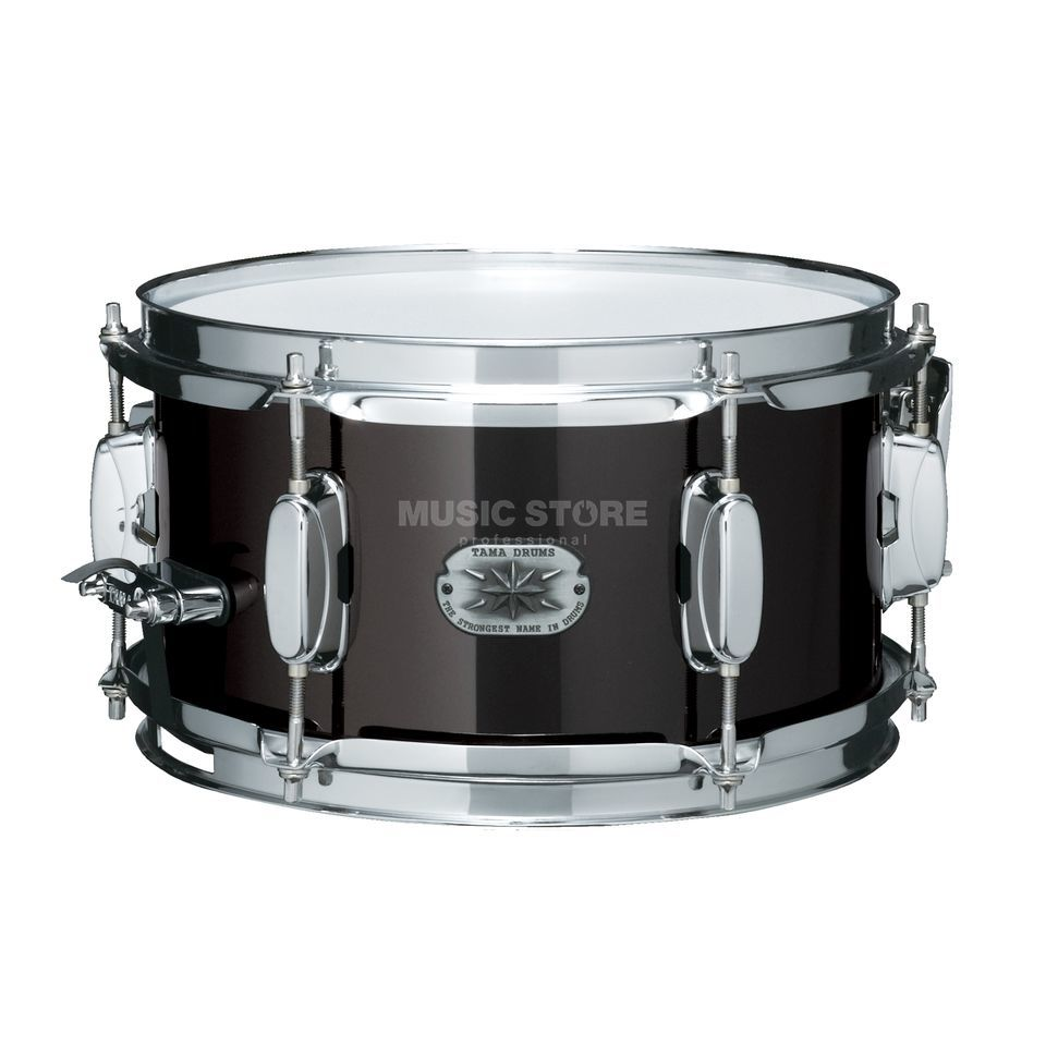 "Tama Metalworks Snare MT1055M, 10""x5.5"", incl.clamp & holder Produktbillede"