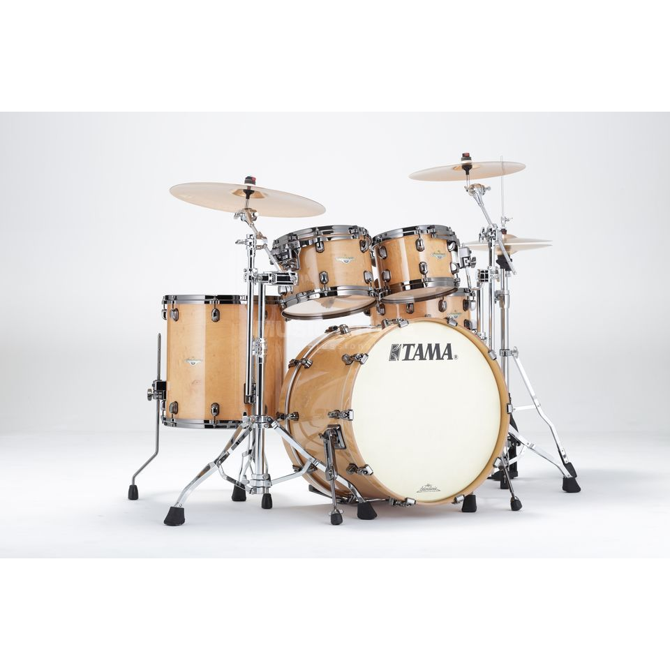 Tama SC Maple Exotic ME42TZBS, Figured Maple Gloss #GFMG Produktbillede