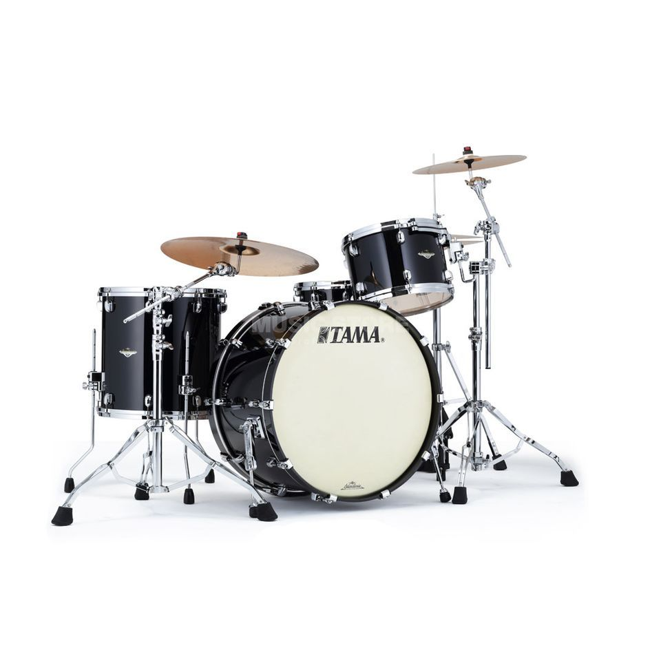 Tama SC Maple MA30CMS, Piano Black #PBK Produktbillede