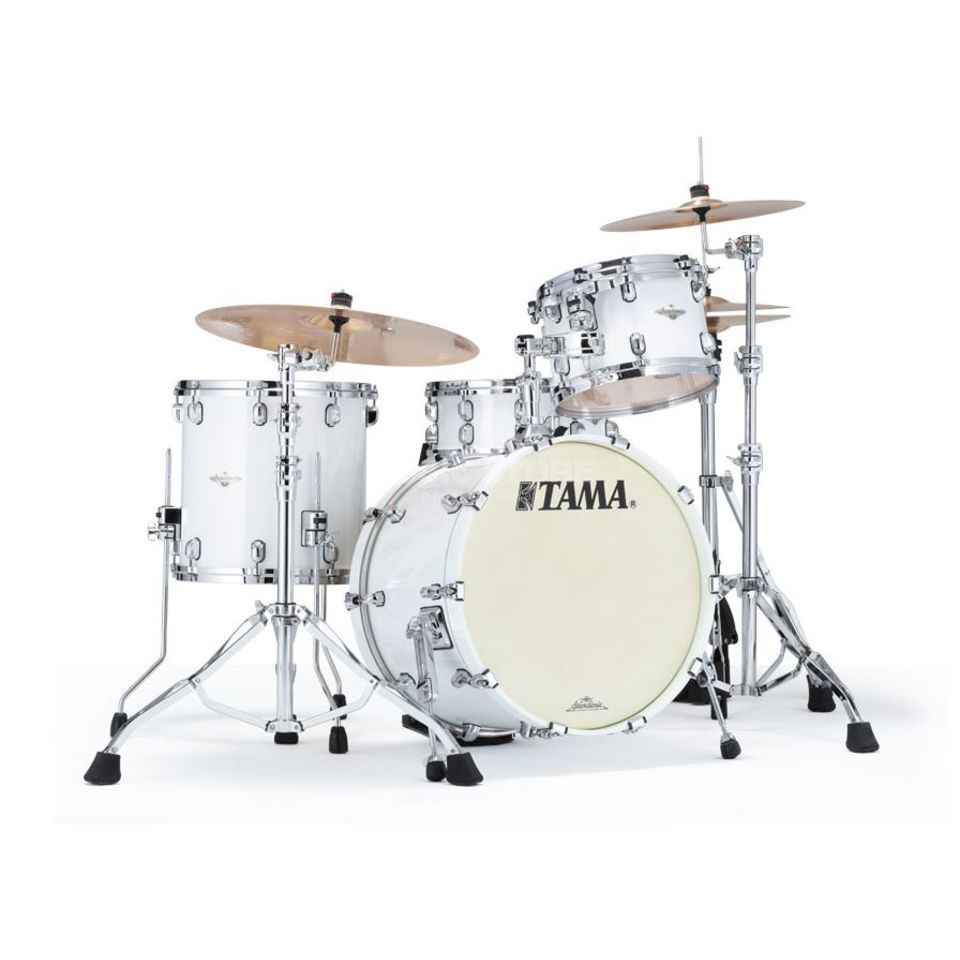 Tama SC Maple MA30CMS, Piano White #PWH Produktbild