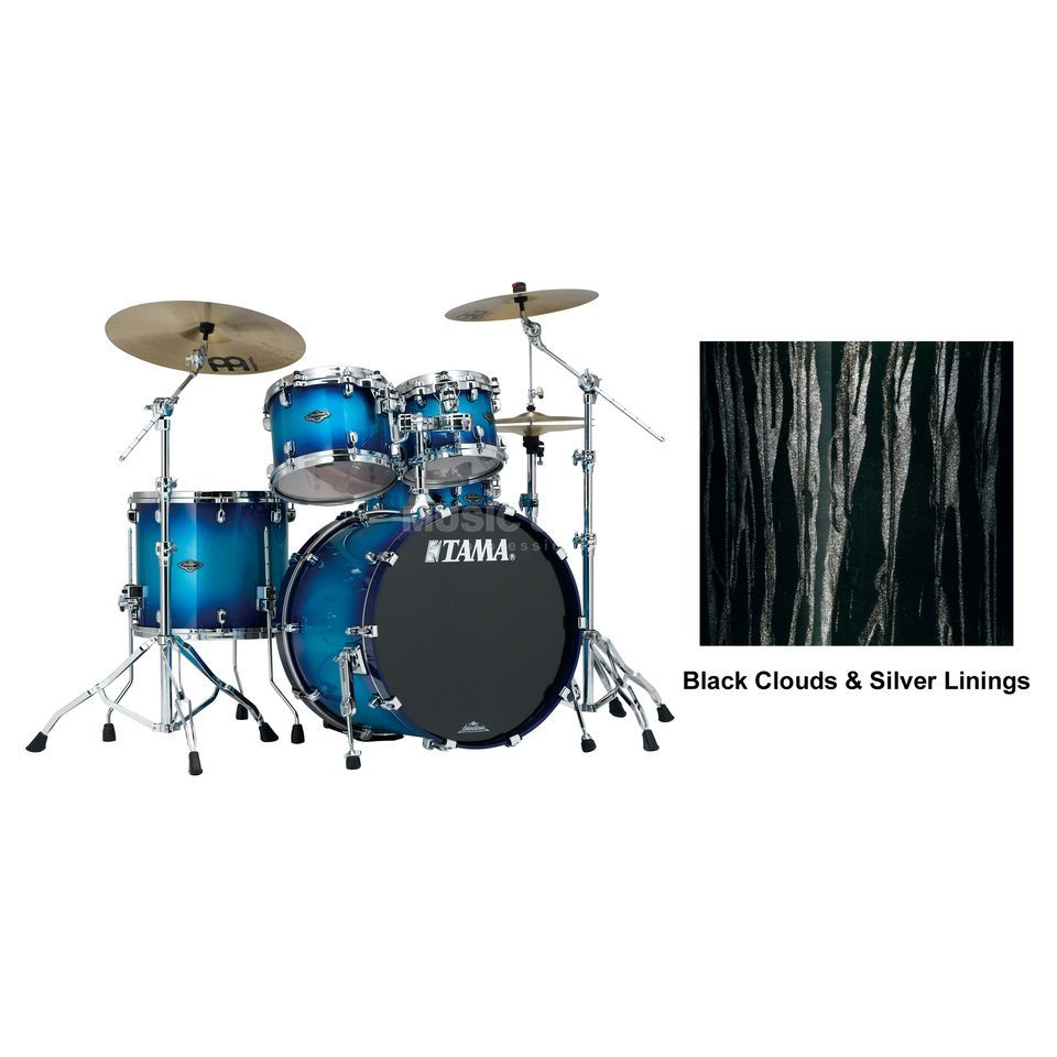 Tama SC Performer B/B PP42S, Bl. Clouds & Sil. Linings #BCS Produktbillede