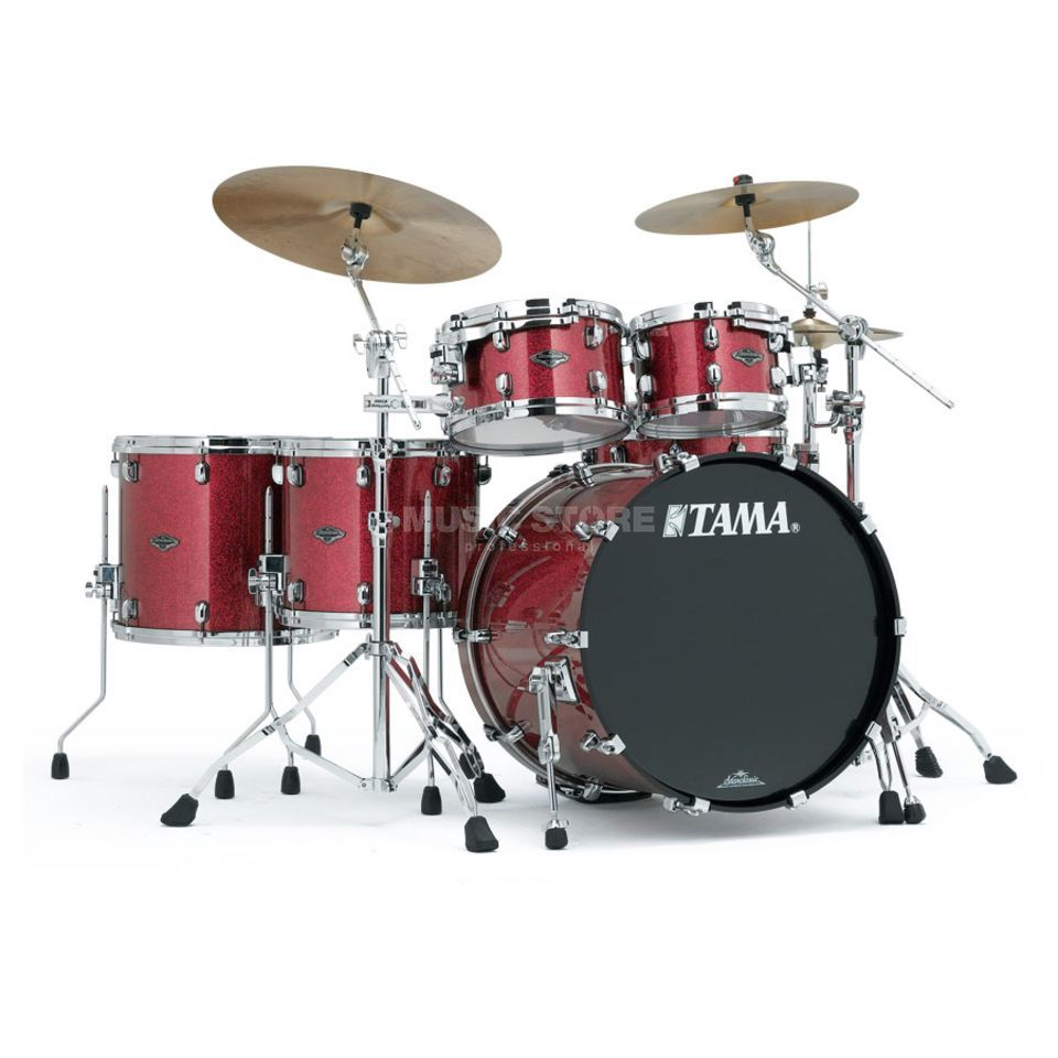 Tama SC Performer B/B PP52HZS, Coral Red Sparkle #CRD Изображение товара