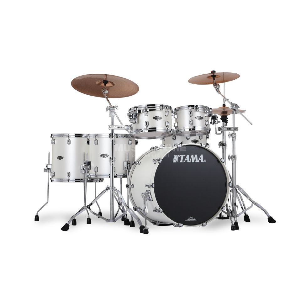 Tama SC Performer B/B PP52HZS, Satin Pearl White #SPW Product Image