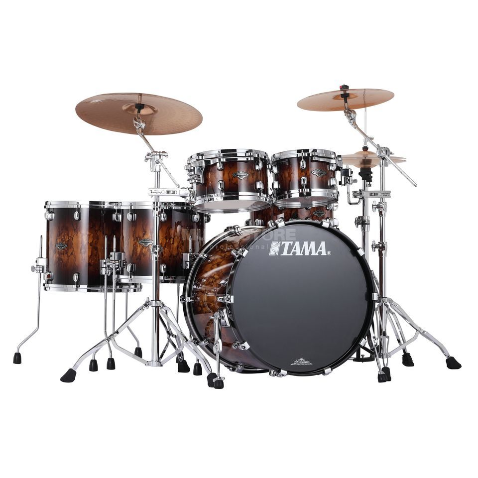 Tama SC Performer B/B PS52HZS Molten Brown Burst #MBR Product Image