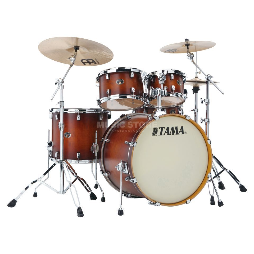 Tama Silverstar VP50R, Antique Brown Burst #ABR Product Image