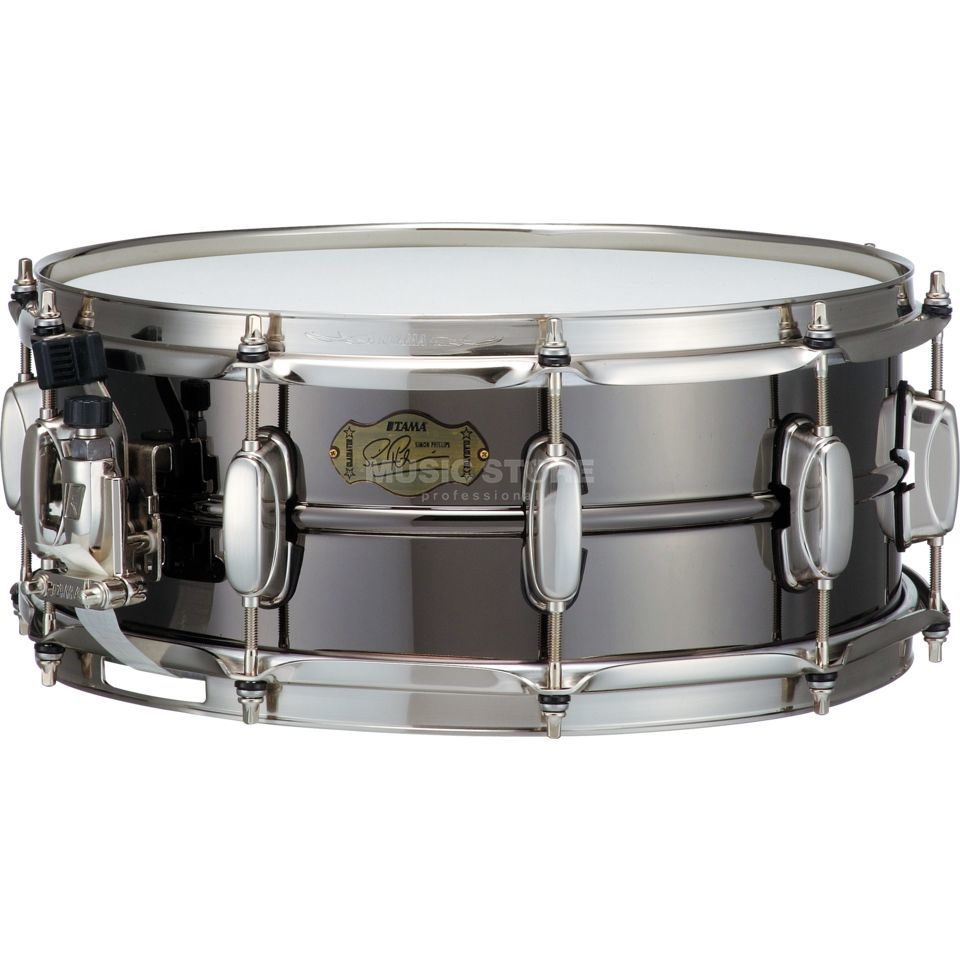 "Tama SP1455H Simon Phillips Snare, 14""x5,5"", The Gladiator Immagine prodotto"