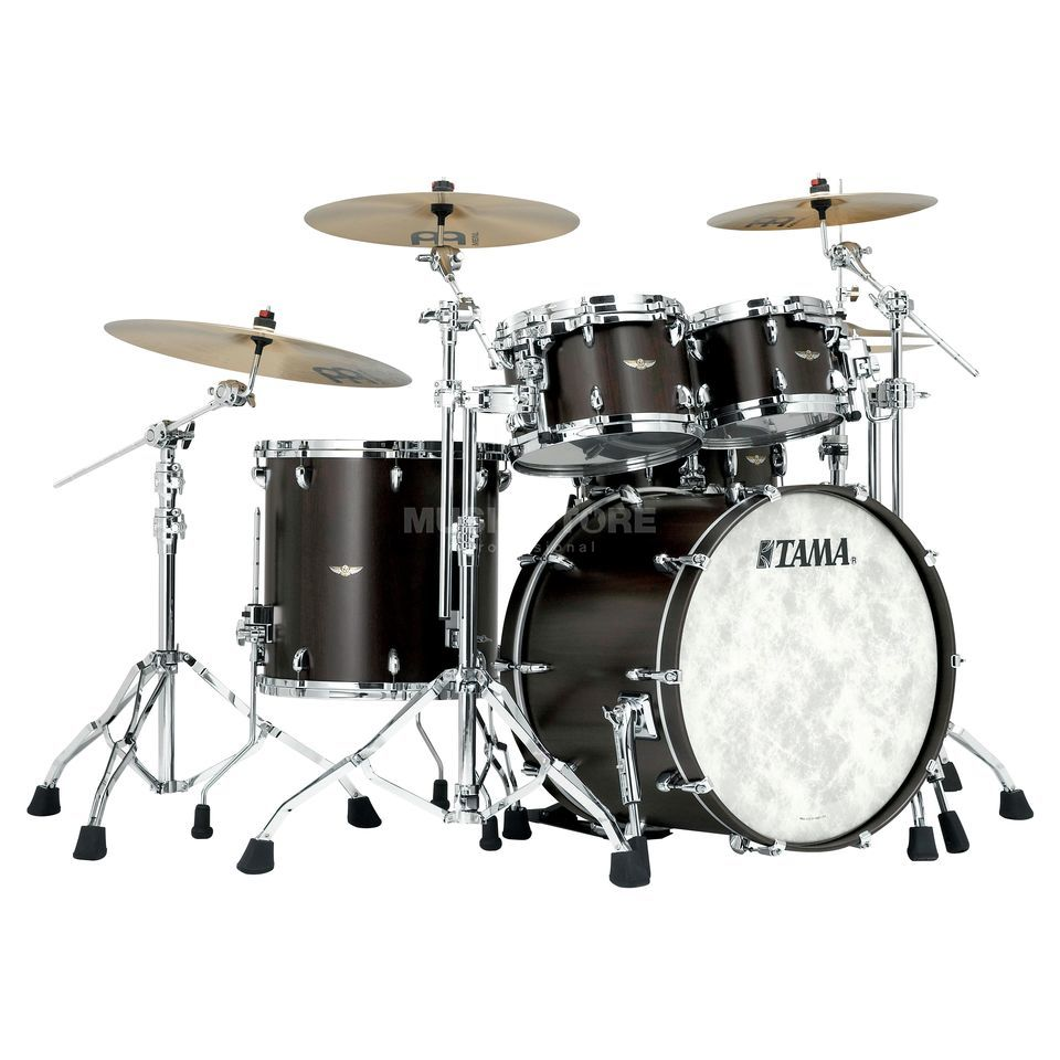 Tama Star Walnut ShellSet TW42RZS, Satin Black Walnut #WSBN Produktbild