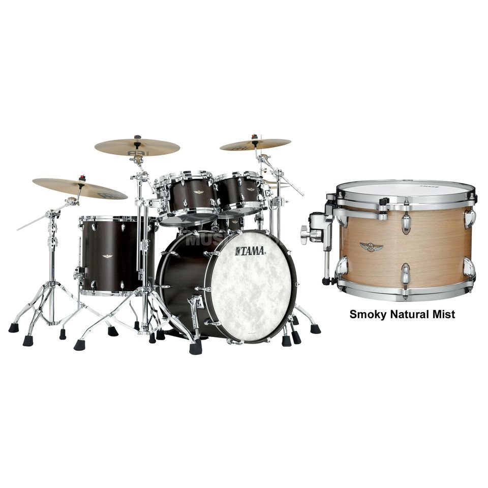 Tama Star Walnut ShellSet TW42RZS, Smokey Natural Mist #SNM Produktbild