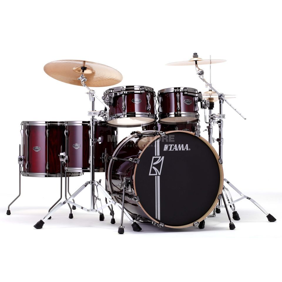 Tama Superstar HD, LE, ML62HZBN, Lacebark Pine Edition, #RLP Produktbild