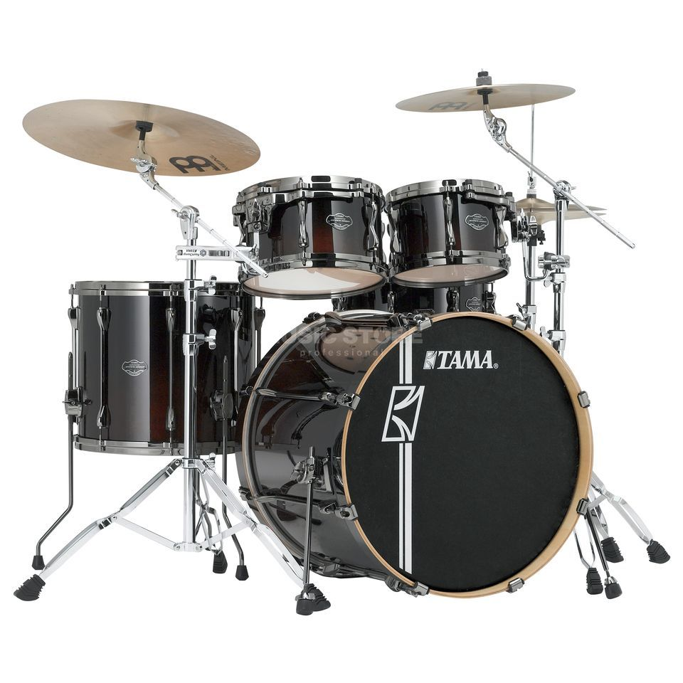 Tama Superstar HD Maple ML52HXZBN, Dark Mocha Fade #DMF Produktbillede