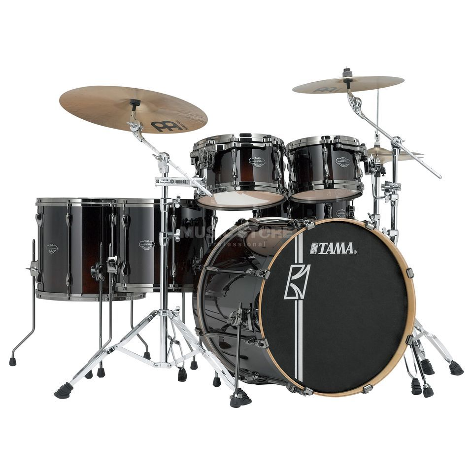 Tama Superstar HD Maple ML62HZBN, Dark Mocha Fade #DMF Produktbild