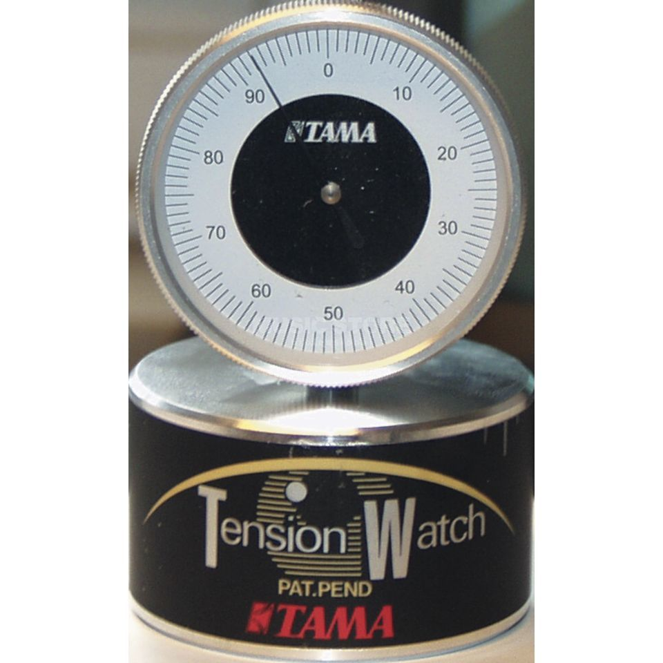 Tama Tension Watch TW100C, tuning tool for drums Product Image