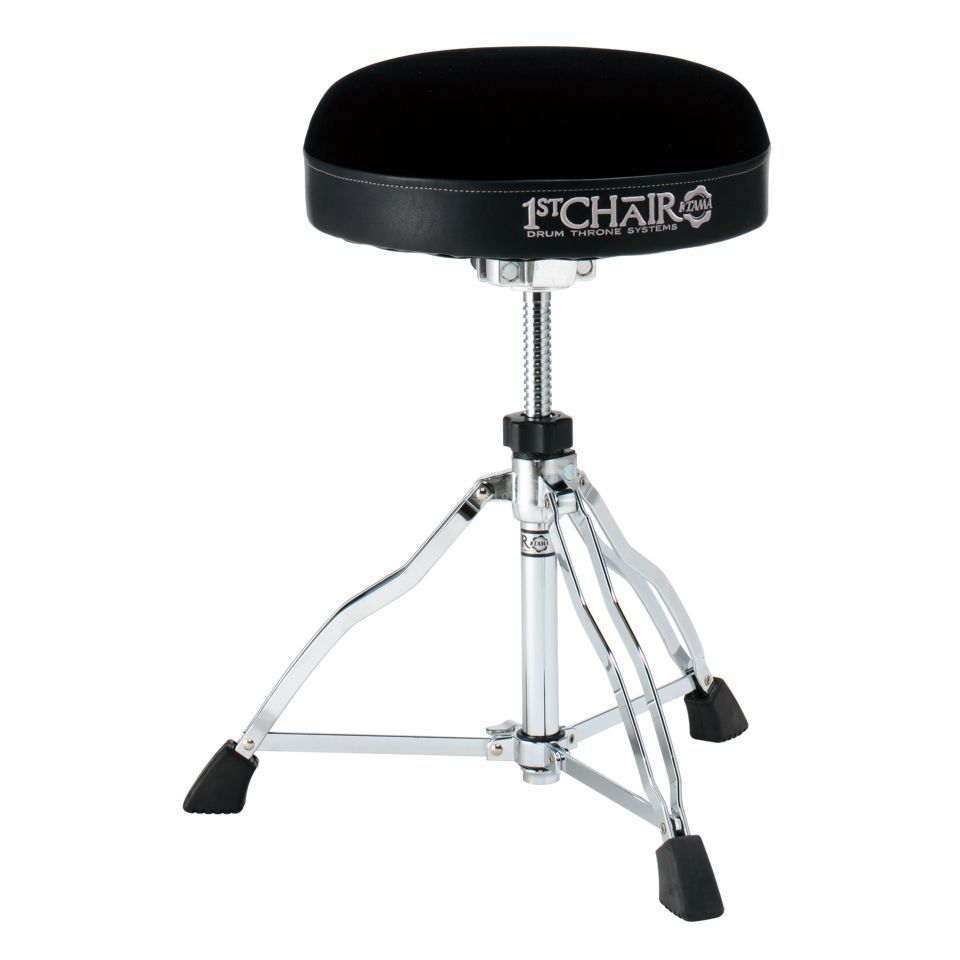 Tama Throne HT630C, 1st Chair, cloth top, Round Rider Produktbillede