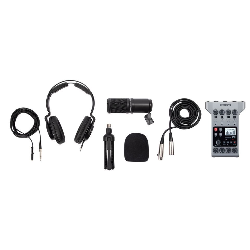 Tascam DP-32 SD + Rode NT-1 - Set Product Image