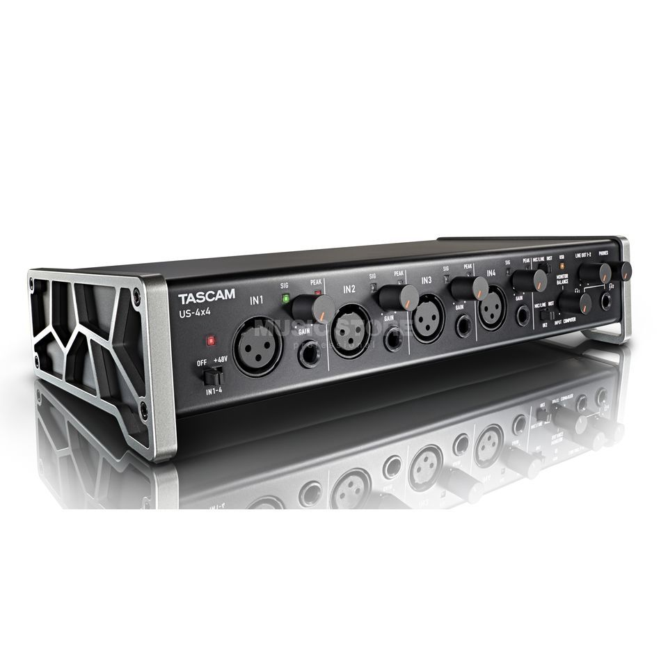 Tascam US-4x4 USB  Audio Interface Produktbillede
