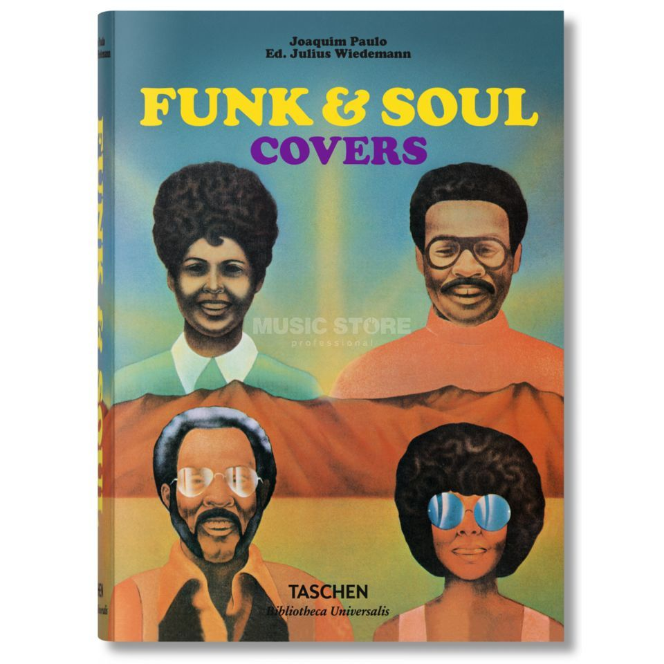 Taschen-Verlag Funk & Soul Covers Product Image