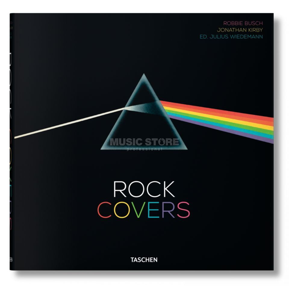 Taschen-Verlag Rock Covers Product Image