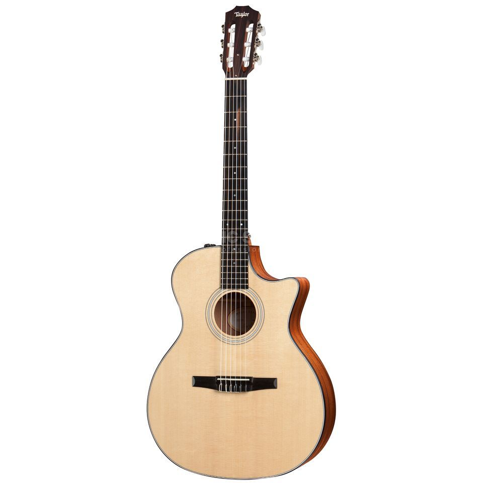 Taylor 314ce-N Grand Auditorium Nylon Natural Produktbild