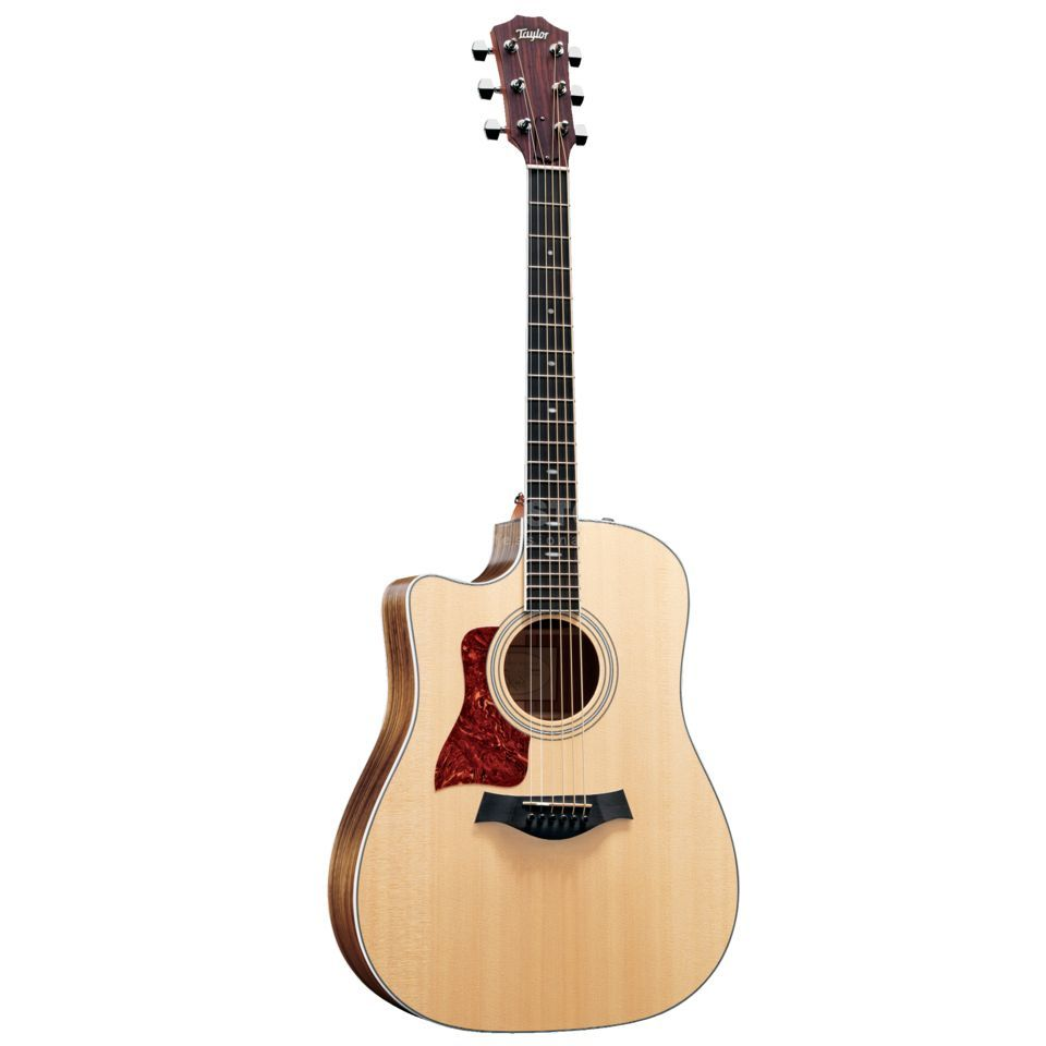 Taylor 410ce ES2 Dreadnought Lefthand Natural Produktbillede