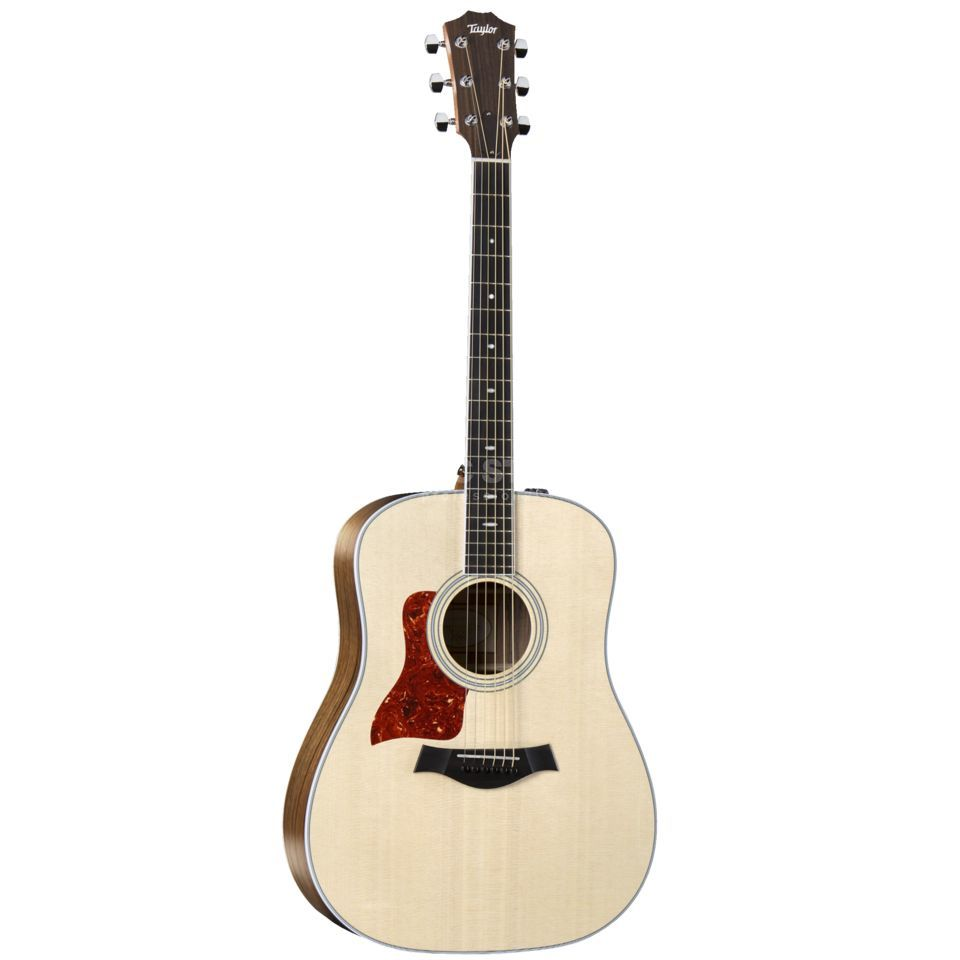 Taylor 410e ES2 Dreadnought Lefthand Natural Produktbillede