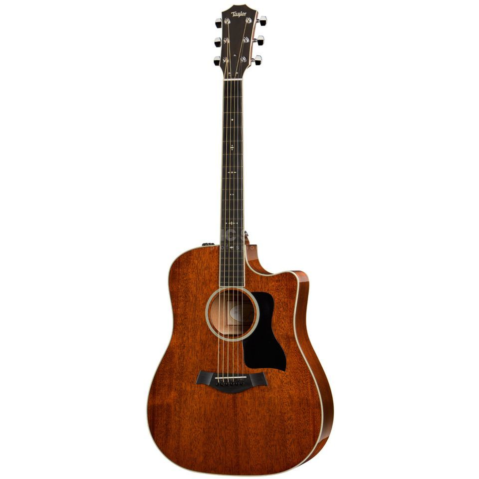 Taylor 520ce All Mahogany 2014 Natural Produktbild