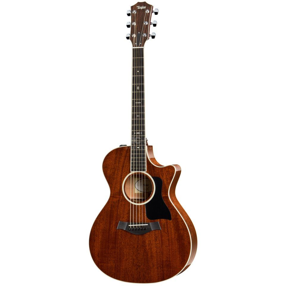 Taylor 522ce All Mahogany Natural Produktbillede