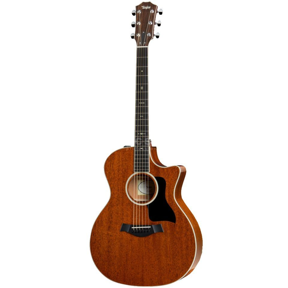 Taylor 524ce All Mahogany Natural Produktbild