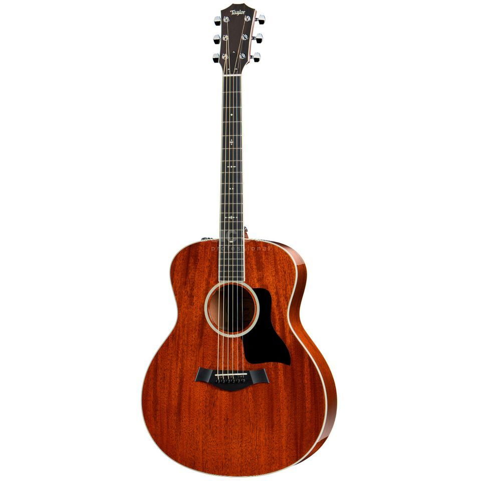 Taylor 528e All Mahogany Natural Produktbild