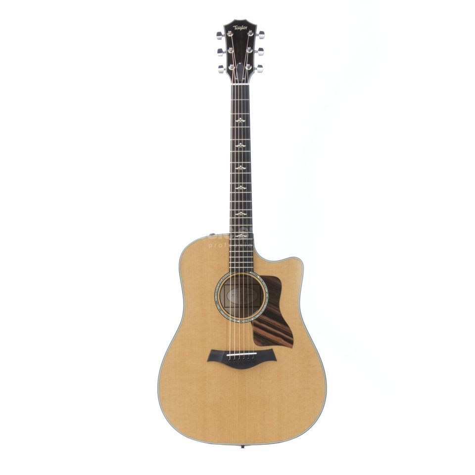 Taylor 610ce Dreadnought Natural Produktbild