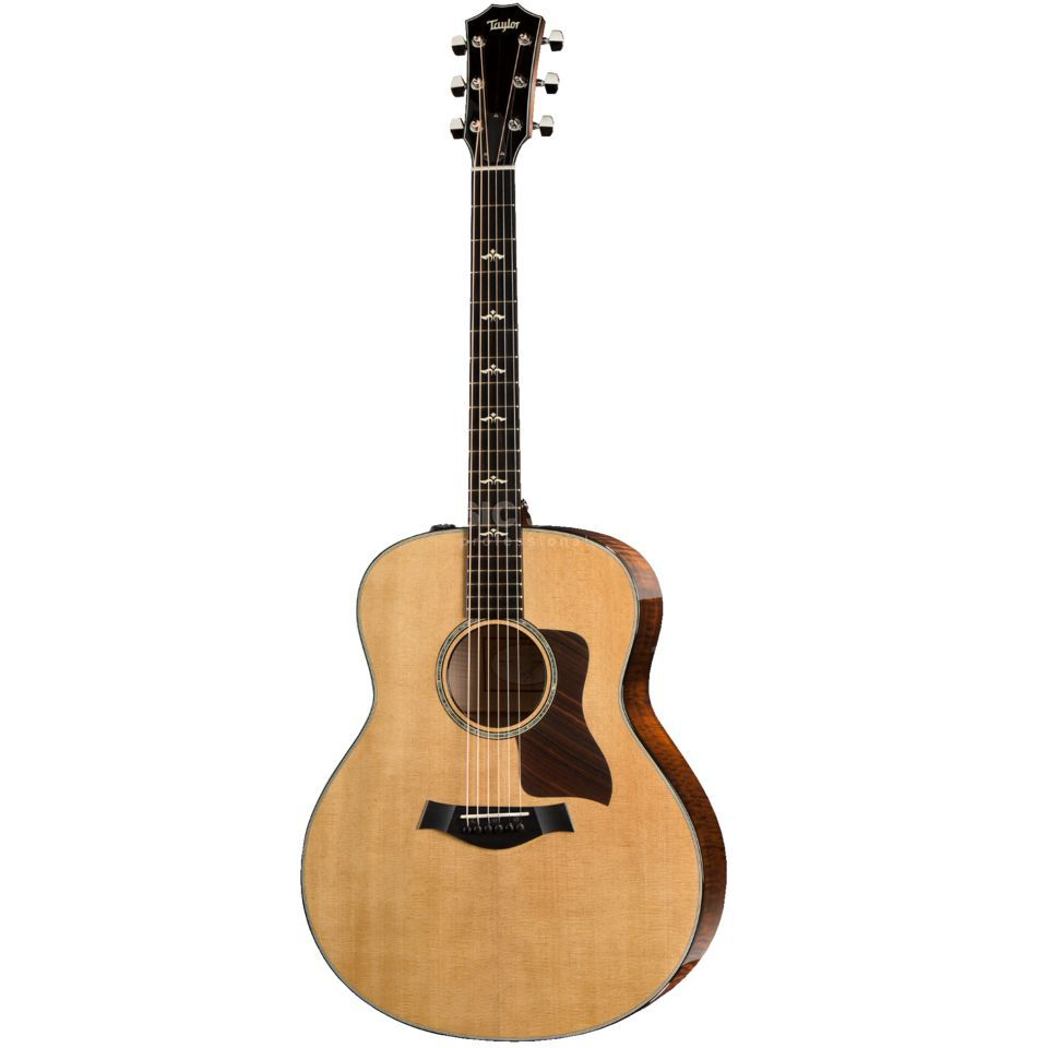 Taylor 618e Grand Orchestra 2015 Natural Produktbild