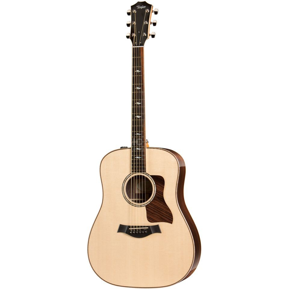 Taylor 810e Dreadnought Natural Produktbillede