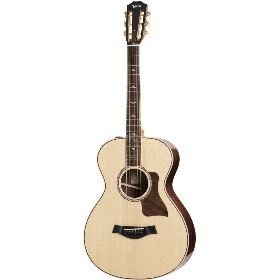 Taylor 812e 12th fret Grand Concert Natural Produktbillede