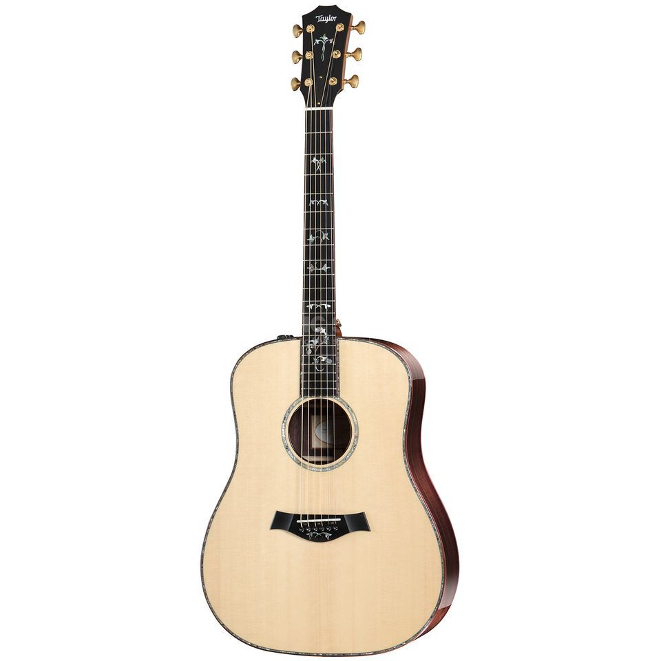 Taylor 910e Dreadnought Natural Produktbillede