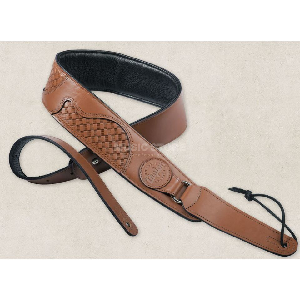 Taylor Basketweave Strap Tan Product Image