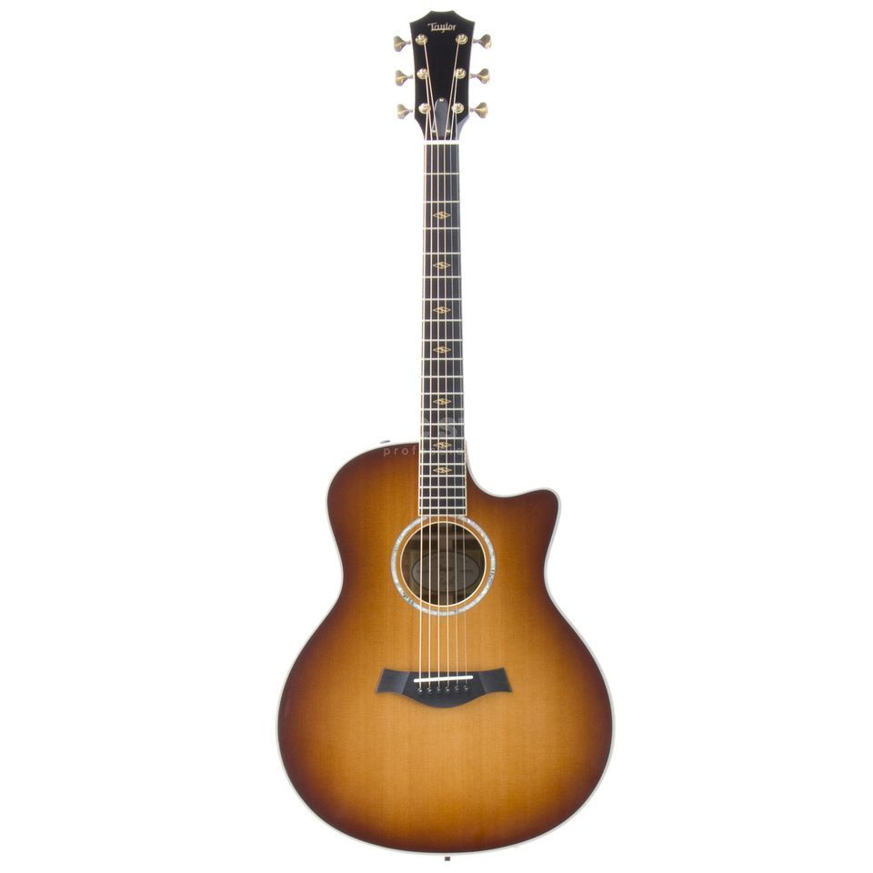 Taylor K16ce Grand Symphony LTD 2015 Shaded Edgeburst Produktbild