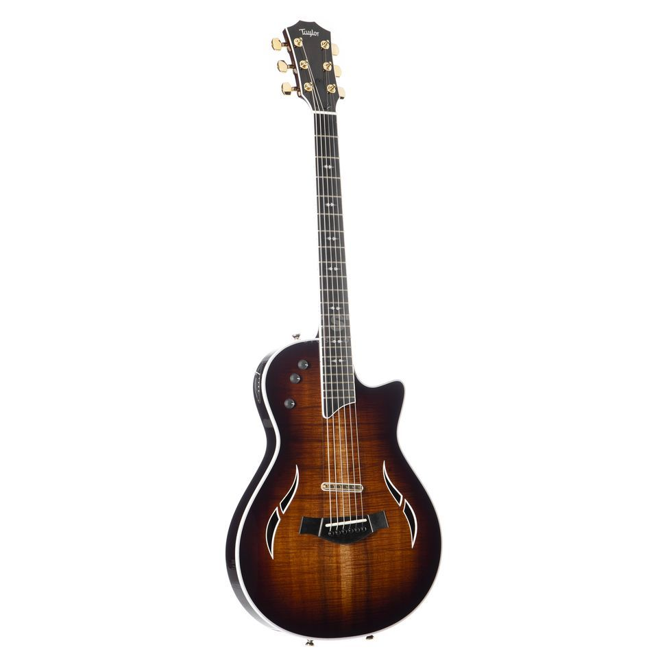 Taylor T5z Custom Koa Shaded Edgeburst Produktbillede