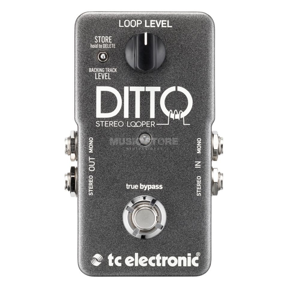 TC Electronic Ditto Stereo Looper Product Image