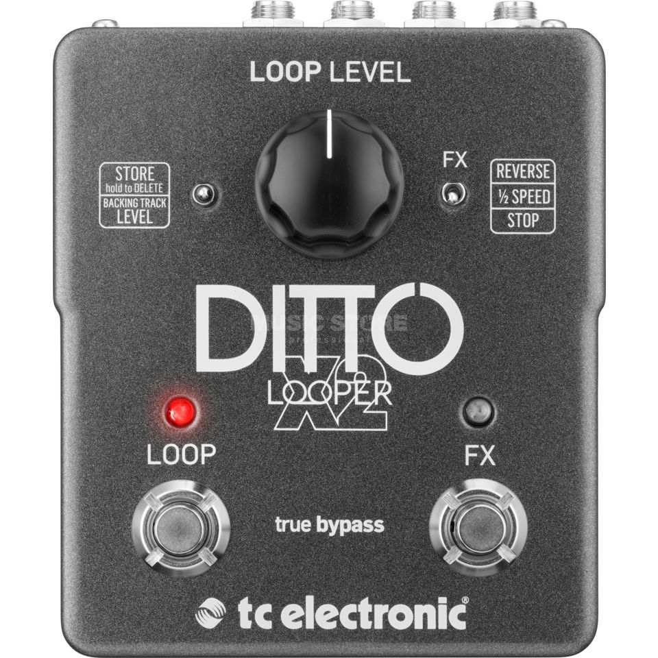 TC Electronic Ditto X2 Looper  Produktbillede