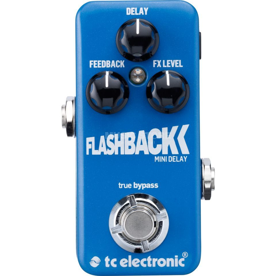 TC Electronic Flashback Delay Mini  Produktbillede