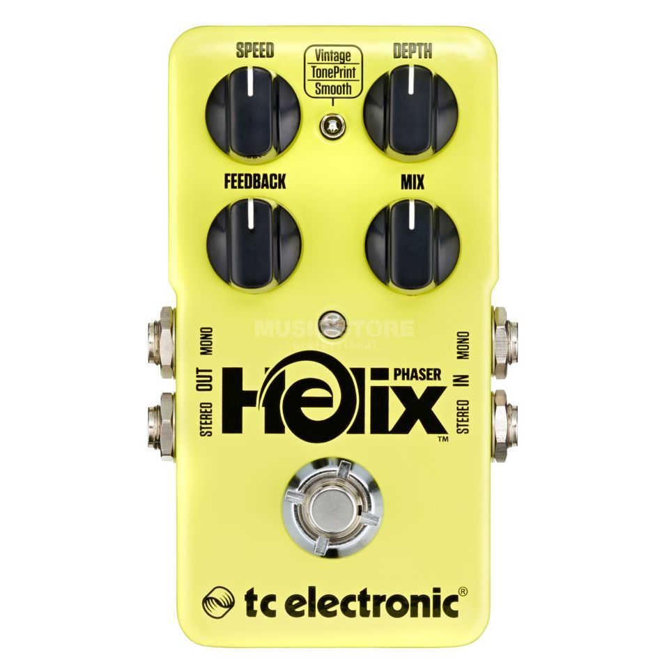 TC Electronic Helix Phaser Toneprint Enabled Produktbillede