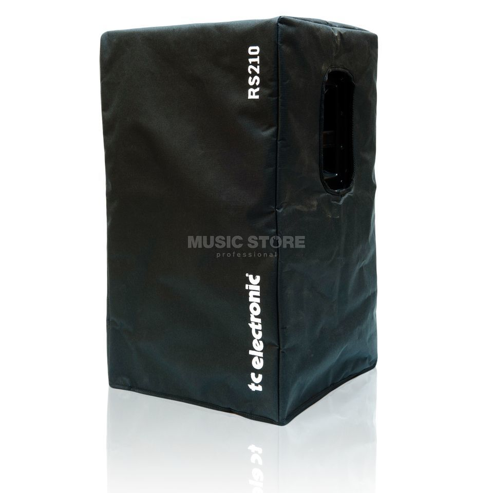 TC Electronic Soft Cover RS 210 Cab  Produktbillede