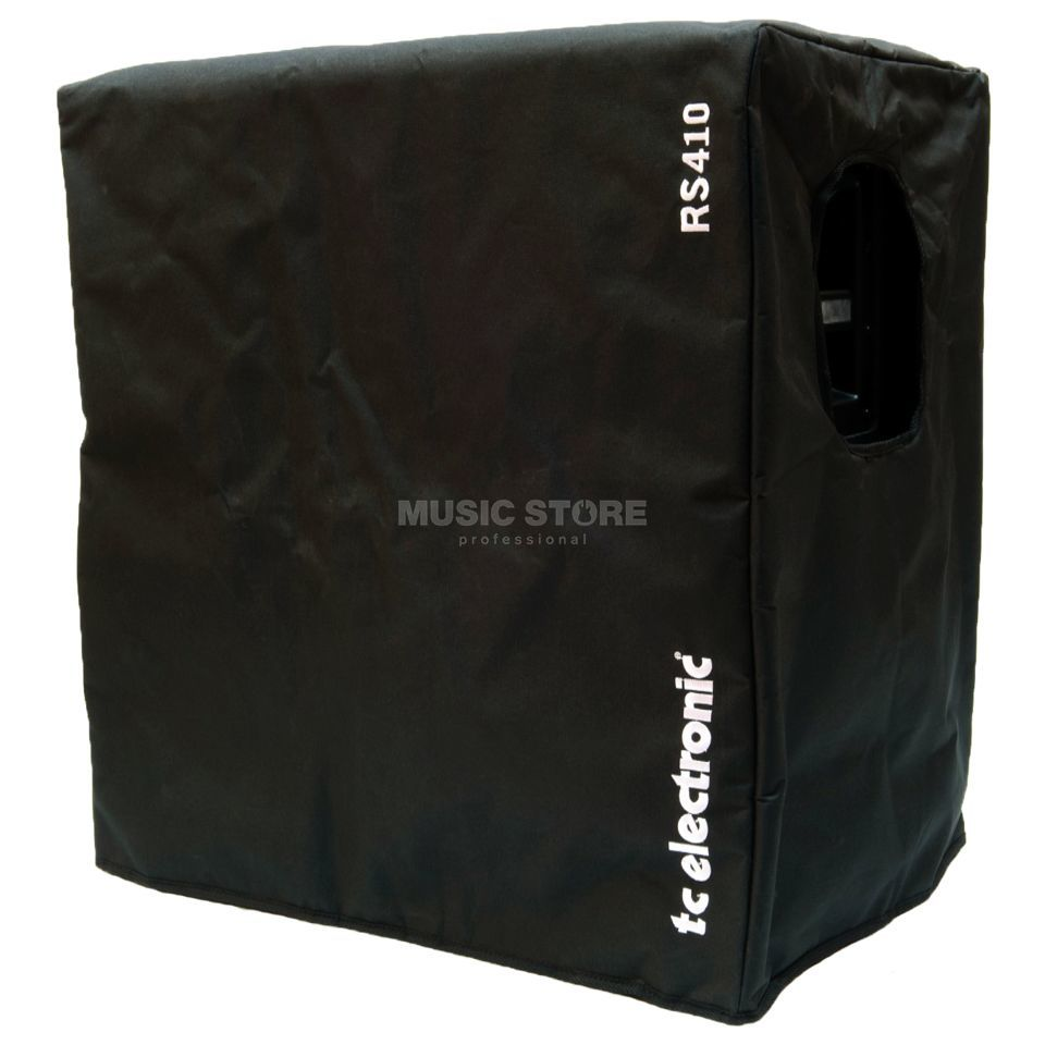 TC Electronic Soft Cover RS 410 Cab  Productafbeelding