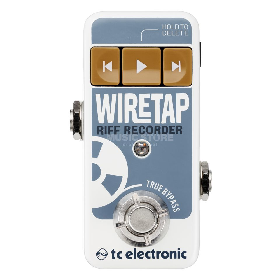 TC Electronic Wiretap Riff Recorder Product Image