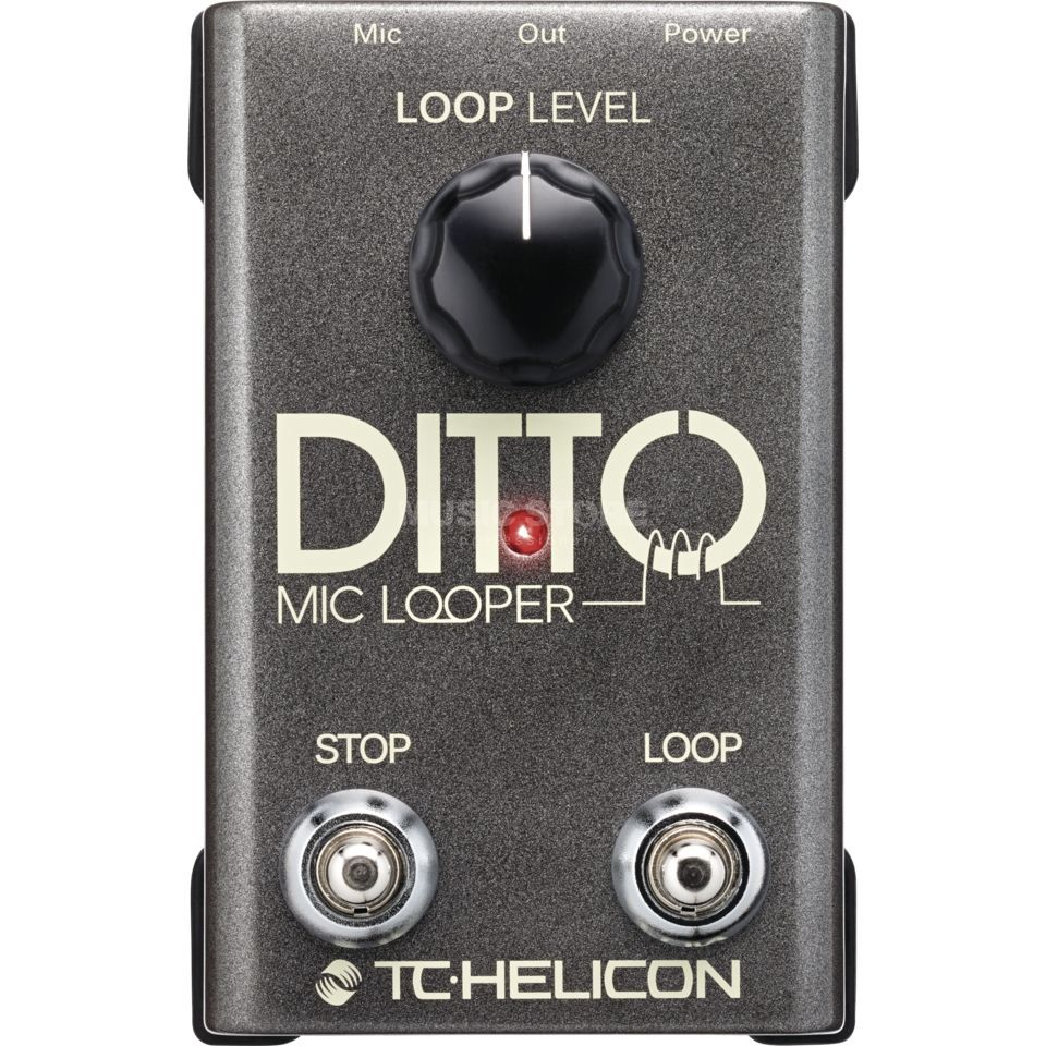 TC-Helicon Ditto Mic Looper  Produktbild