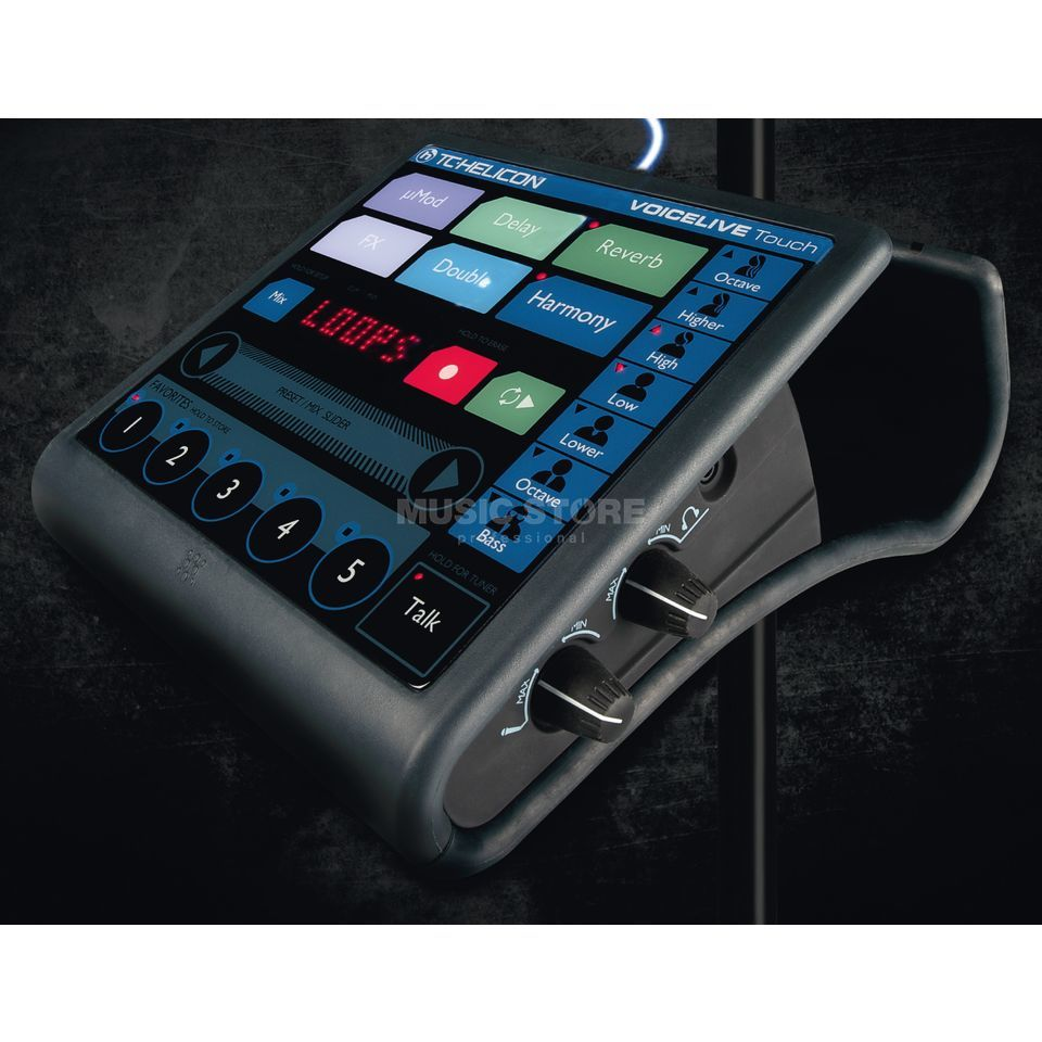 TC-Helicon Voice Live Touch  Produktbild